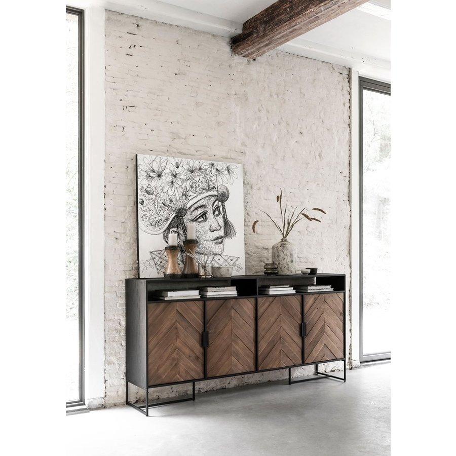 Must Living Wall Art Balinese Girl-4