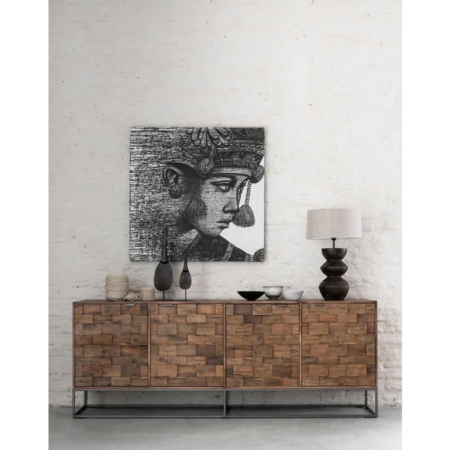 Must Living Wall Art Balinese Girl Komang-3