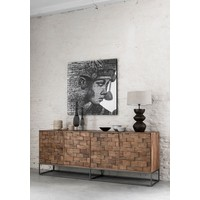 thumb-Must Living Wall Art Balinese Girl Komang-4