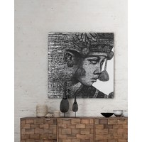 thumb-Must Living Wall Art Balinese Girl Komang-5