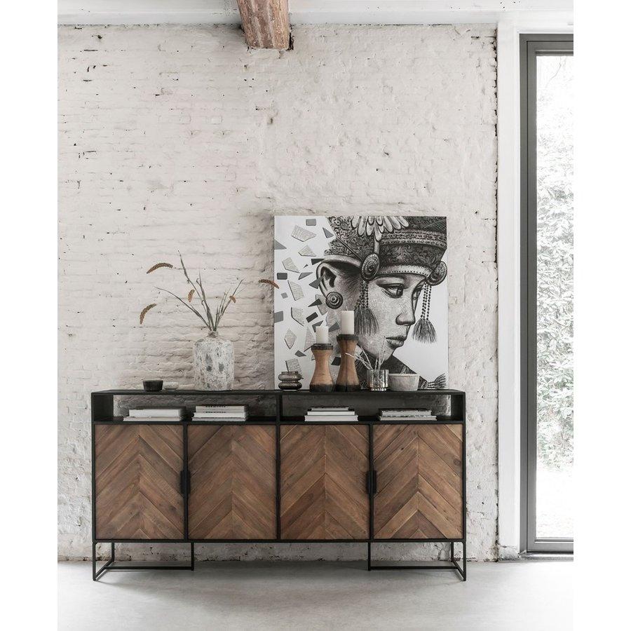 Must Living Wall Art Balinese Girl Ketut-3