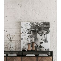 thumb-Must Living Wall Art Balinese Girl Ketut-4