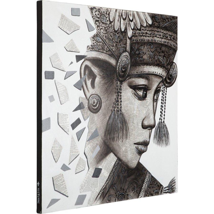 Must Living Wall Art Balinese Girl Ketut-1