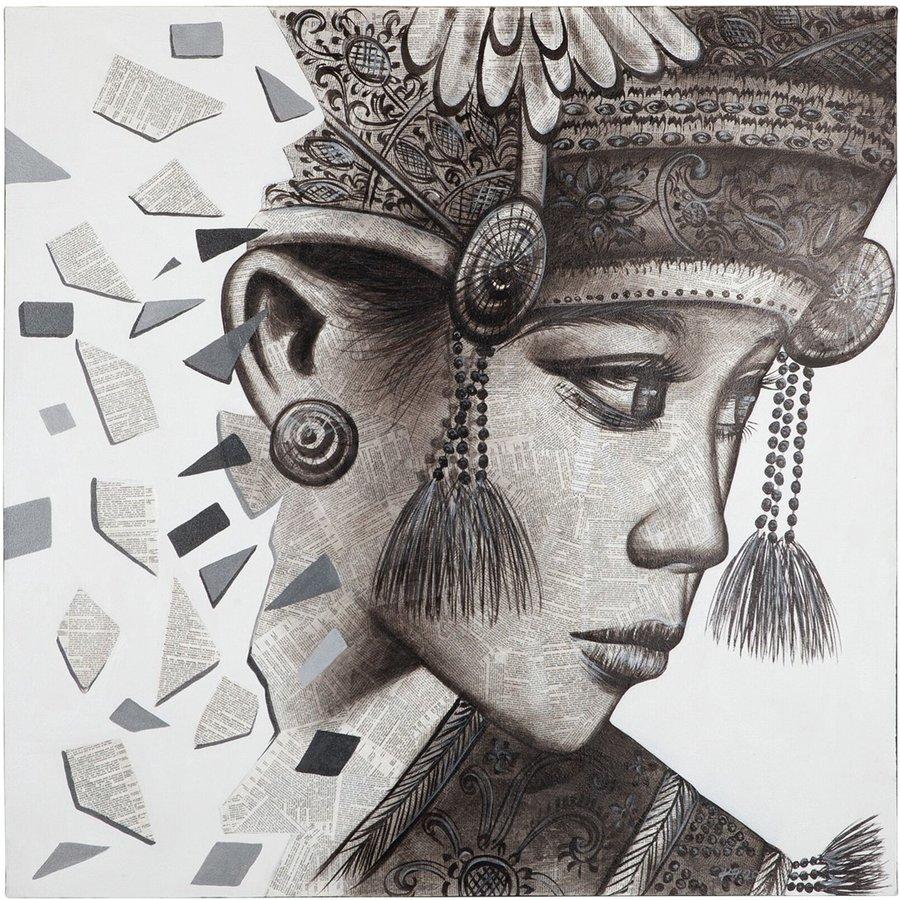 Must Living Wall Art Balinese Girl Ketut-2