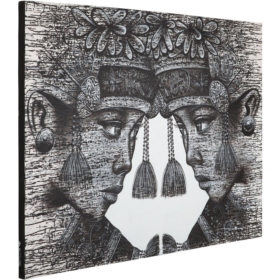 Must Living Wall Art Balinese Tweeling-1