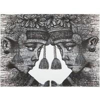 thumb-Must Living Wall Art Balinese Tweeling-2