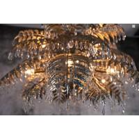 thumb-Hanglamp Bellagio rond in ambachtelijk zilver-7