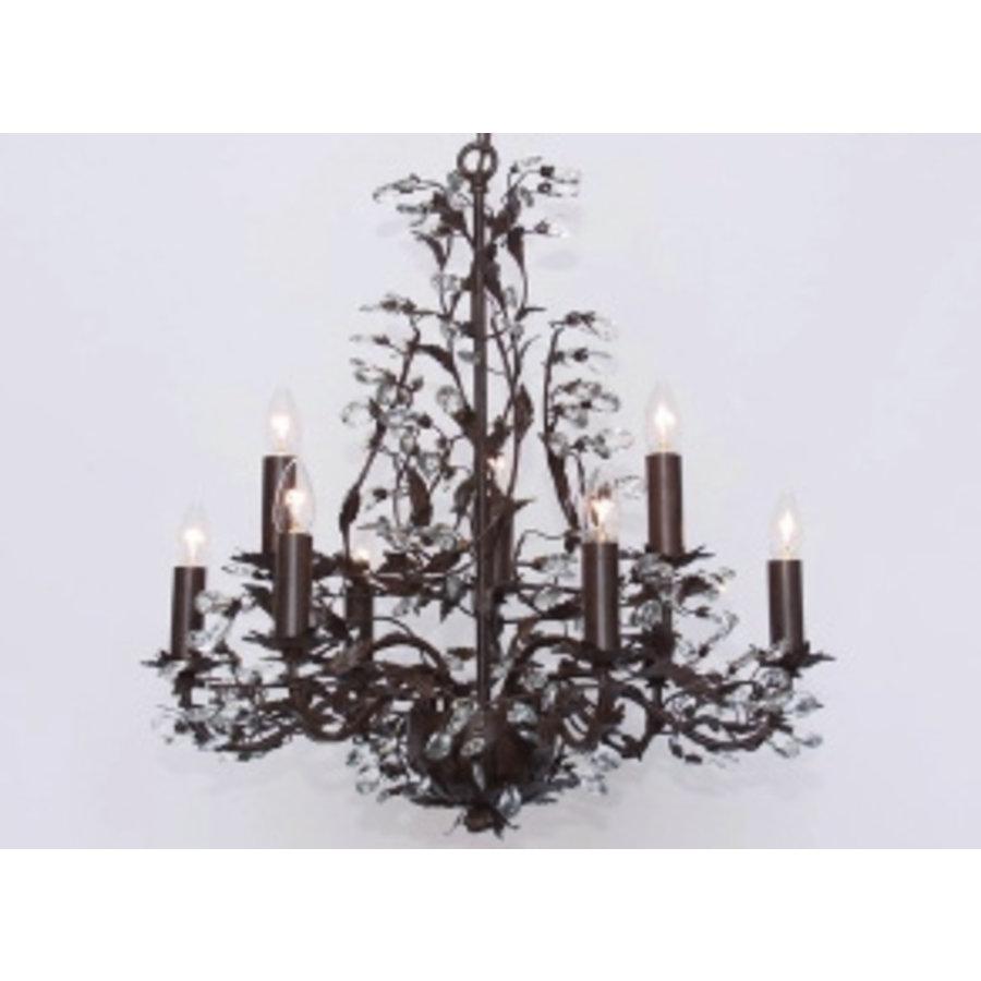 Hanglamp Elegance medium rond ø70 cm-3