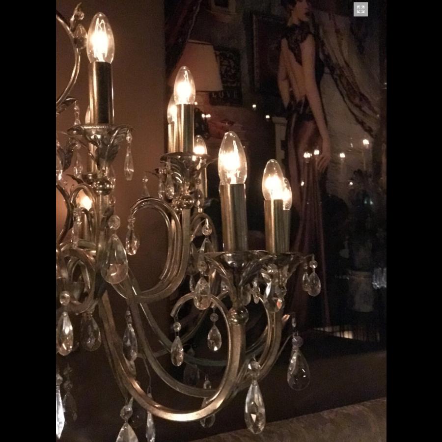 Hanglamp New Classic ovaal 18 lichts-4
