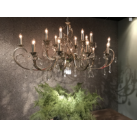 thumb-Hanglamp New Classic ovaal 18 lichts-2