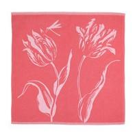 thumb-Theedoek Tulips Rood-2