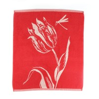 thumb-Handdoek Tulips Rood-2