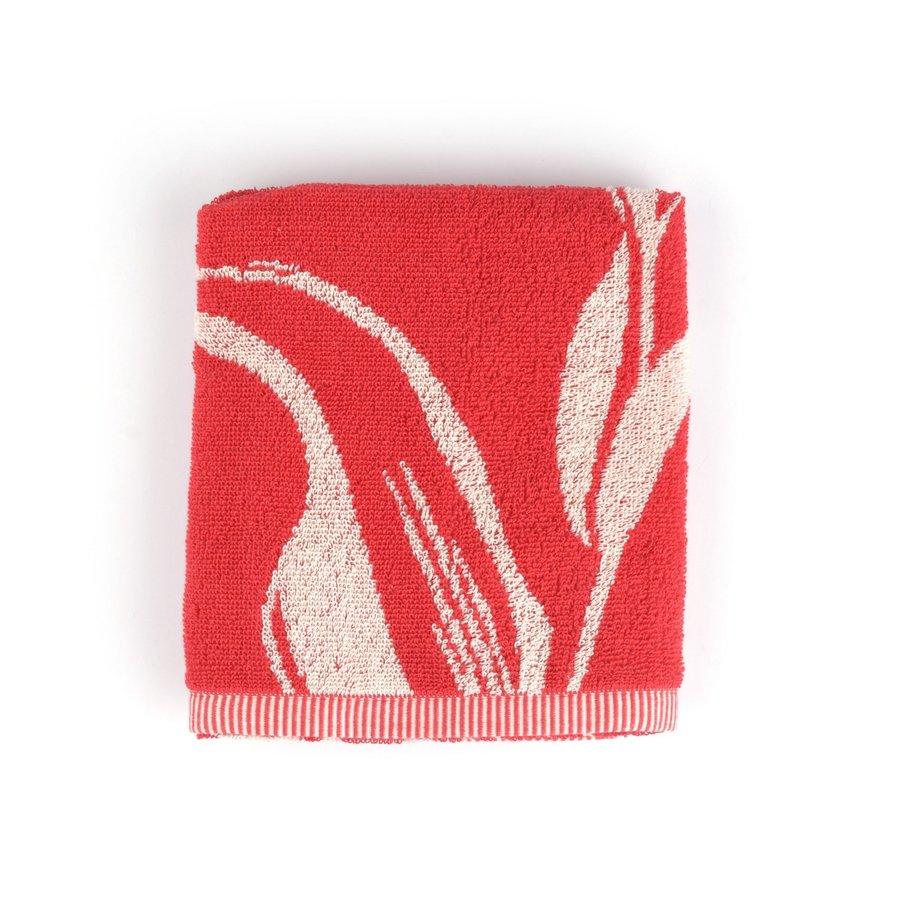 Handdoek Tulips Rood-5