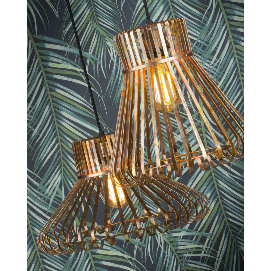 Hanglamp Meknes Koperkleur-7