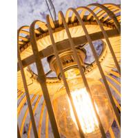 thumb-Hanglamp Borneo Bamboo single shade-3