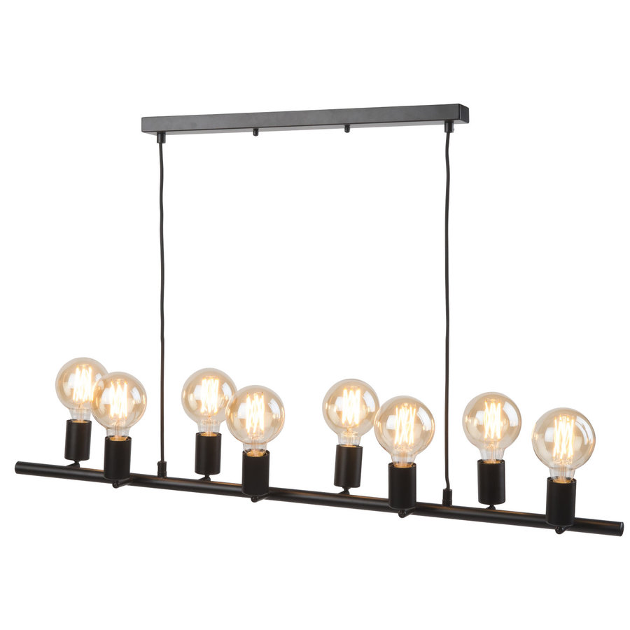 Hanglamp Miami 8 lamps-7