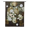 Urban Cotton Wandkleed Forest Flowers - OUTDOOR