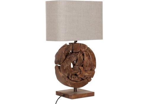 Tafellamp all around the world