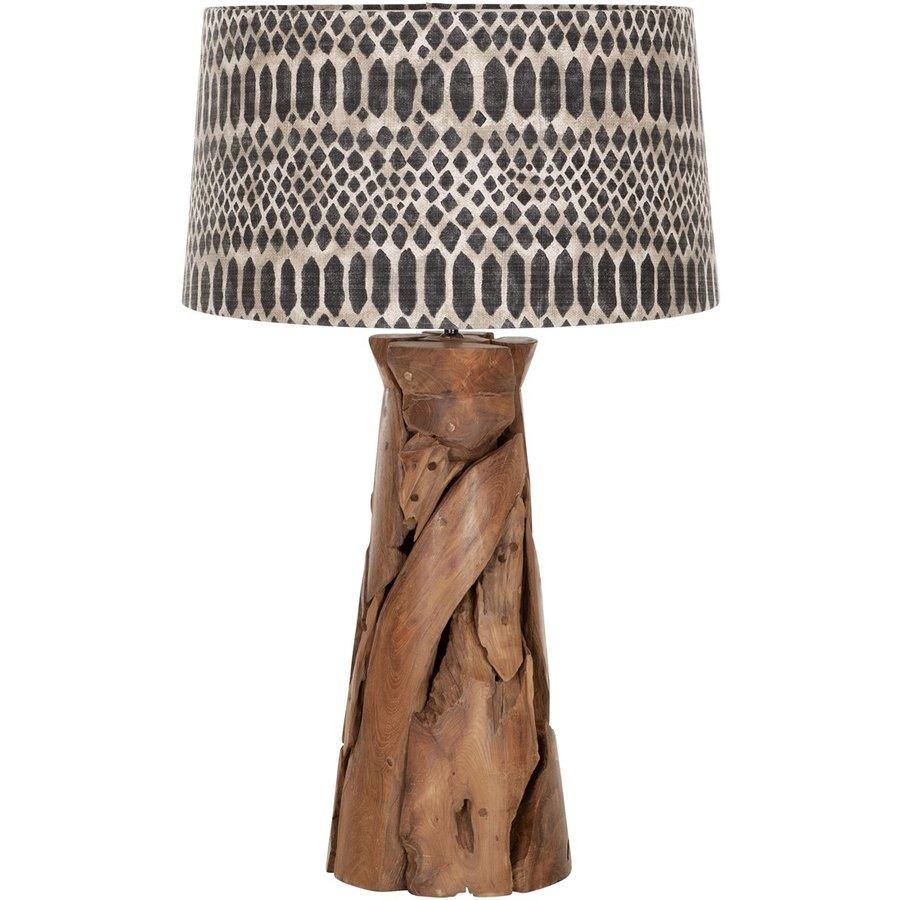Must Living Tafellamp Jungle Tribal-2