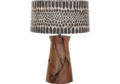 Tafellamp Jungle Tribal