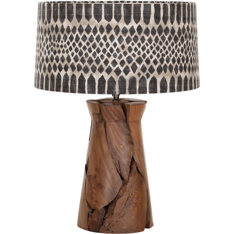 Must Living Tafellamp Jungle Tribal-1