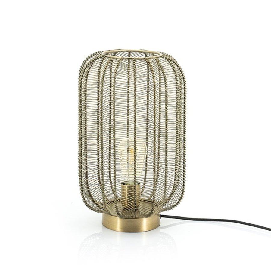Tafellamp Carbo-2