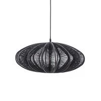 thumb-By-Boo Hanglamp Nimbus in zwart of naturel-1