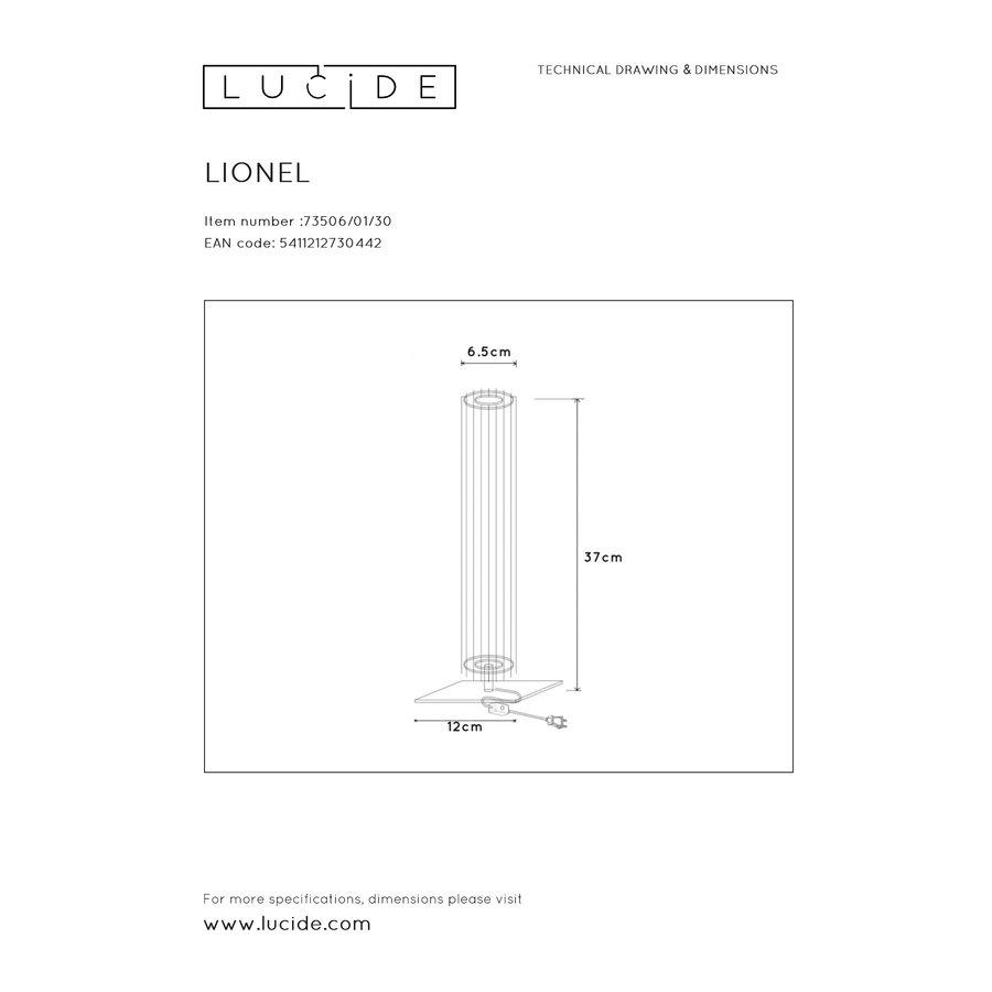 Lucide tafellamp Lionel-5