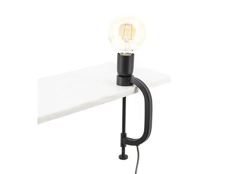 Tafellamp Klamp