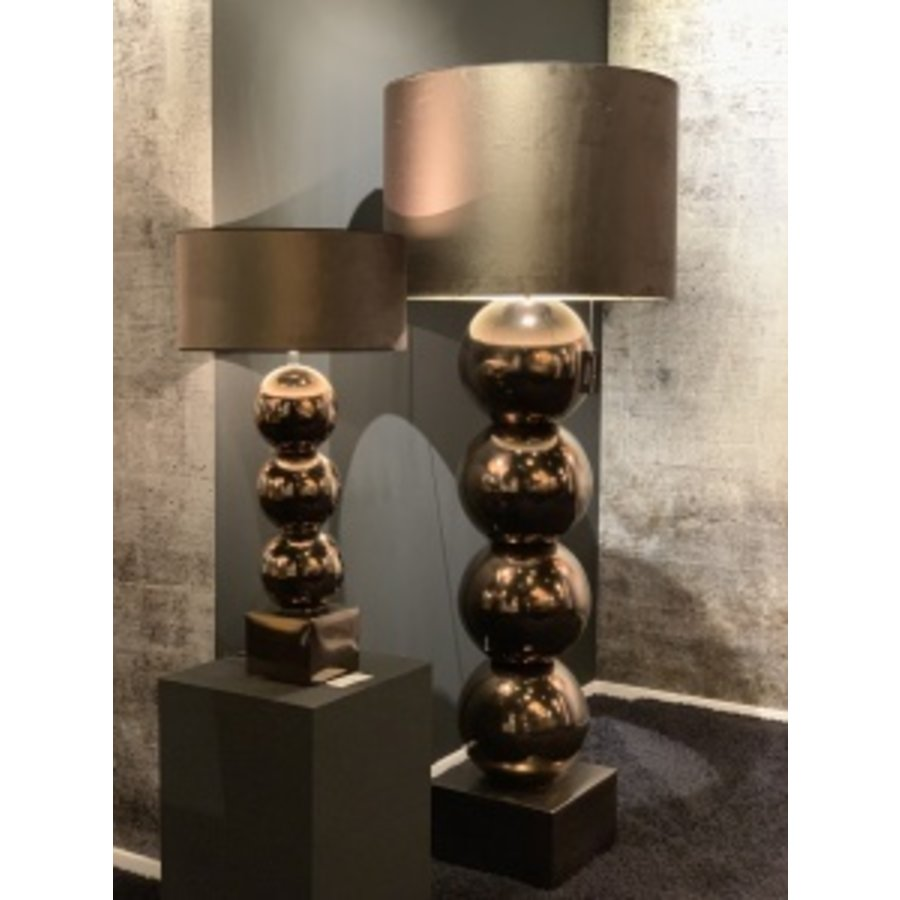 Tafellamp Maxi met drie bollen-3
