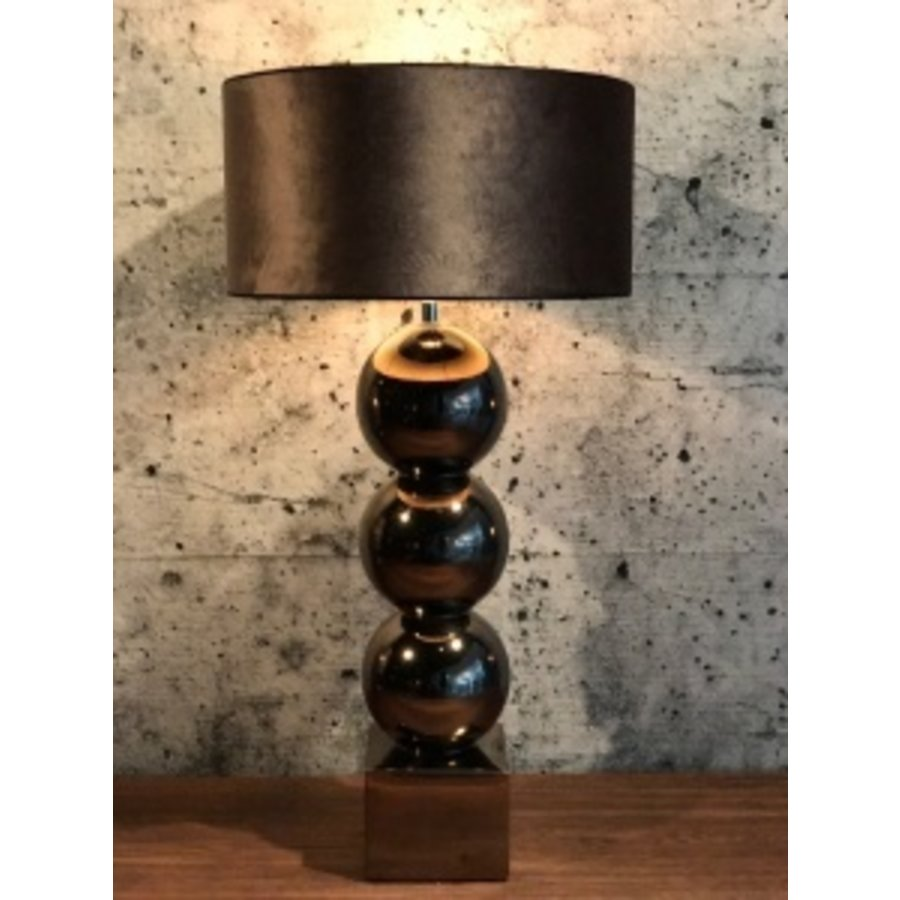 Tafellamp Maxi met drie bollen-1