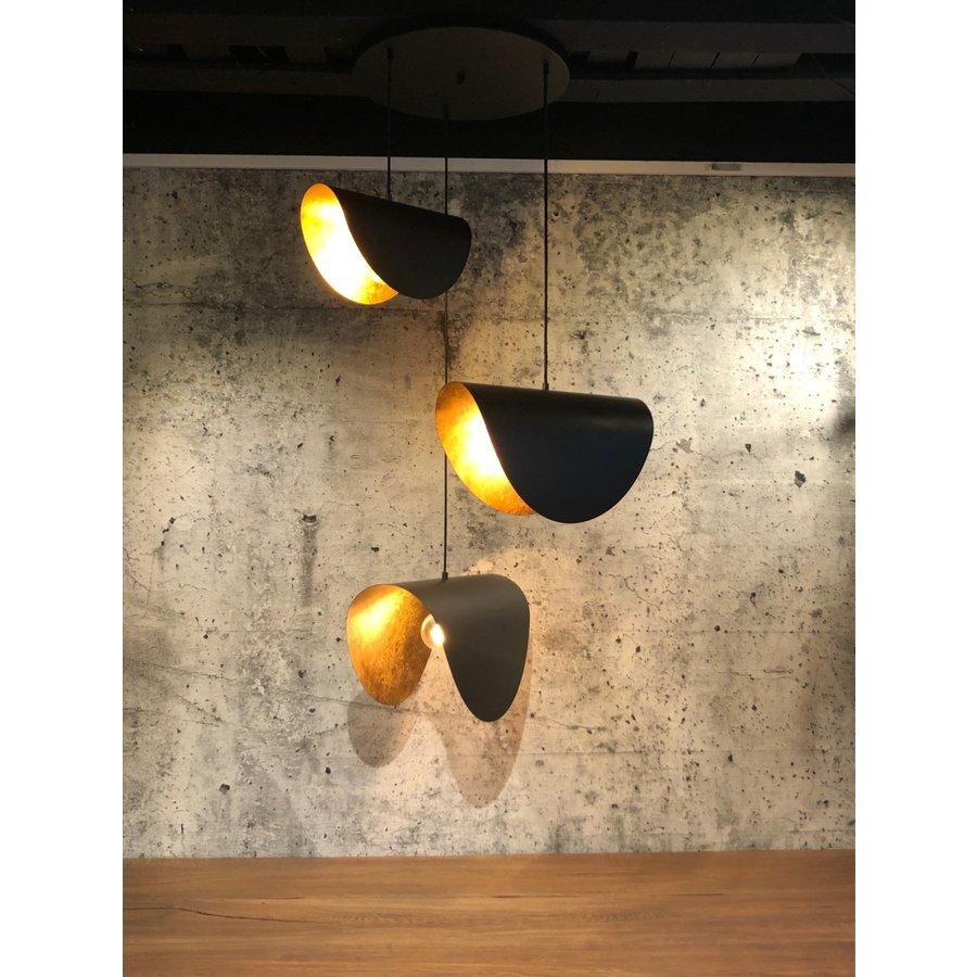 Leclercq & Bouwman Hanglamp Oyster-3