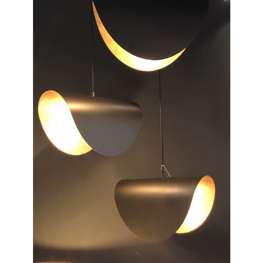 Leclercq & Bouwman Hanglamp Oyster-2