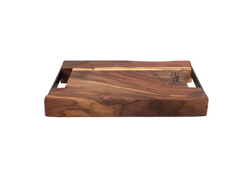 Pure Rose Wood serveerplank recht RS1340