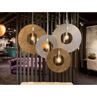 thumb-Hanglamp Corum in ambachtelijk metaal, 4 kleuren, 2 maten-4
