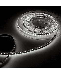Waterdichte LED strip 12W 1260lm/meter 12VDC IP65 Natuurlijk Wit 4000K 5m Rol