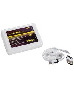 RGB LED WIFI controller