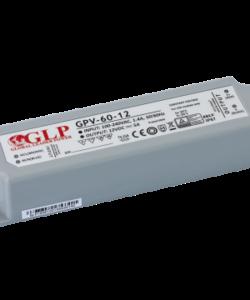 LED voeding 60 watt 12 volt
