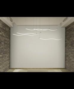 Buigbaar LED profiel 2 meter – F12WIT