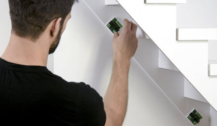 LED traptrede verlichting