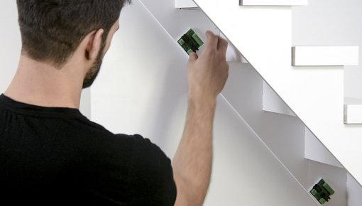 Verlicht uw trap met de LEDstep