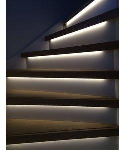LED traptrede controller – tot 15 treden - Natuurlijk wit