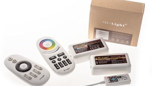 LED accessoires voor LED strips en LED aansturing
