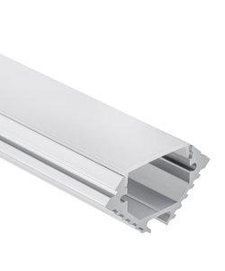 LED hoekprofiel 2 meter inclusief afdekking – 11ALU