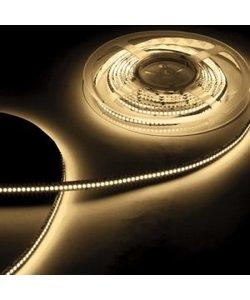 12,5 meter LED strip 12 volt  3000K 9,6 watt