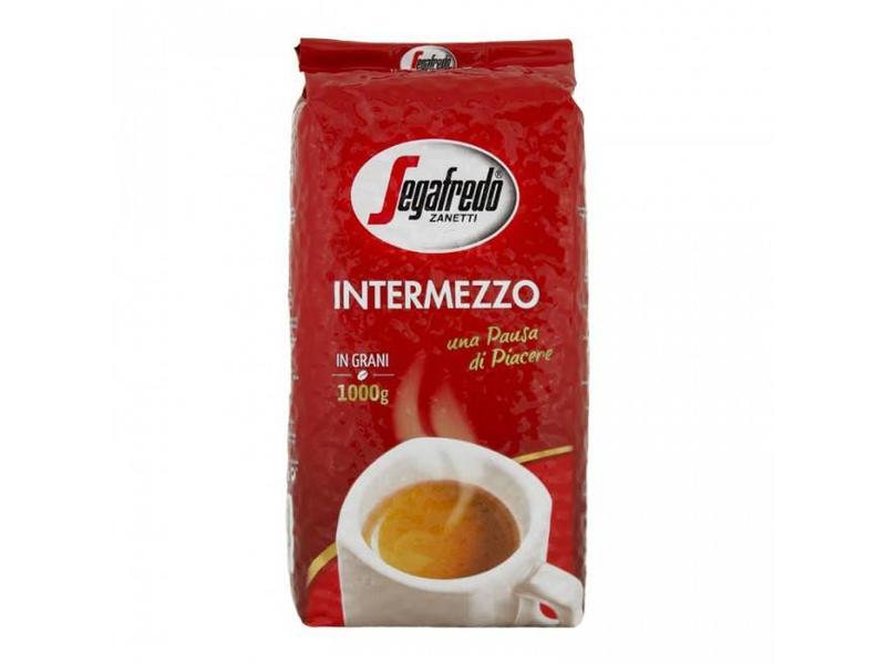 Segafredo Segafredo - Intermezzo - Café en Grains