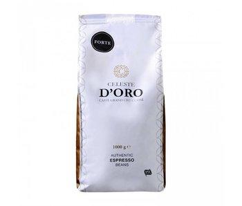 Celeste d'Oro - Forte - Gràos de café