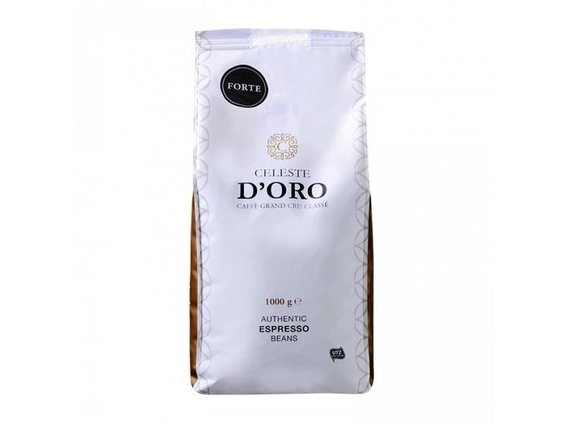 Celeste d'Oro Celeste d'Oro - Forte - Coffee Beans