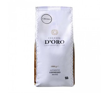 Celeste d'Oro - Crema - Coffee Beans