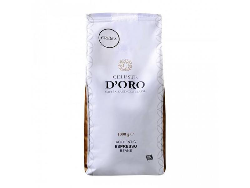Celeste d'Oro Celeste d'Oro - Crema - Coffee Beans